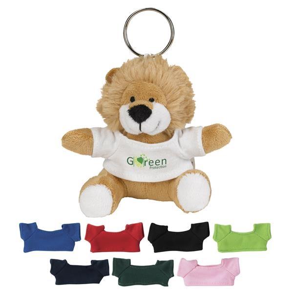 Mini Lion Keychain