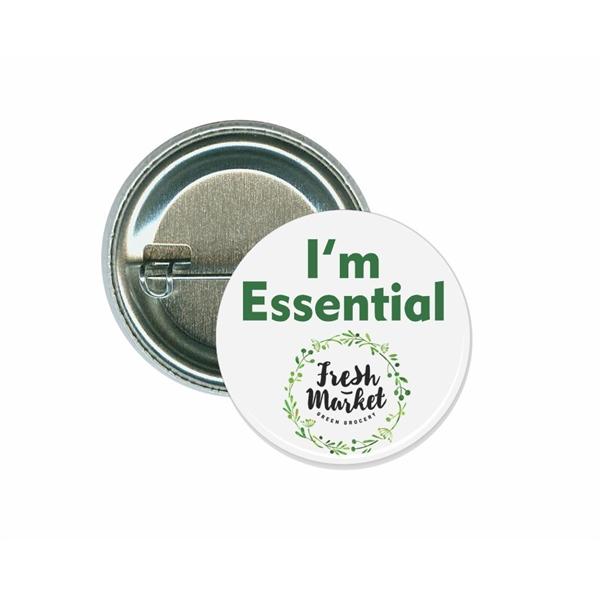 I'm Essential, Coronavirus, COVID-19, Event Button