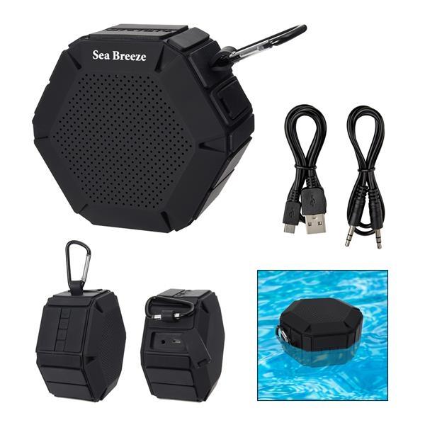 Fierce Floating Wireless Speaker