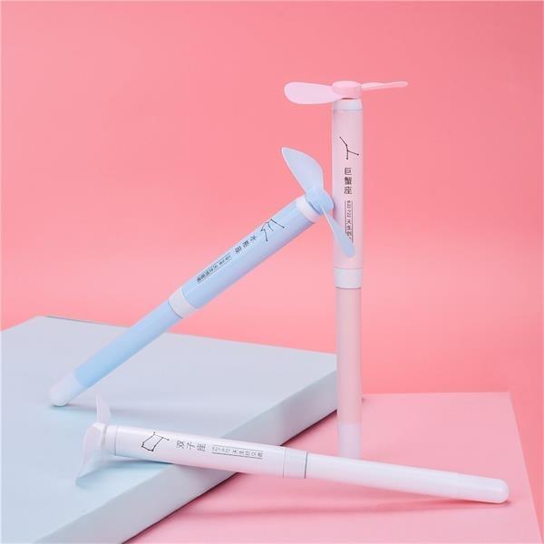 2 in1 mini fan pen
