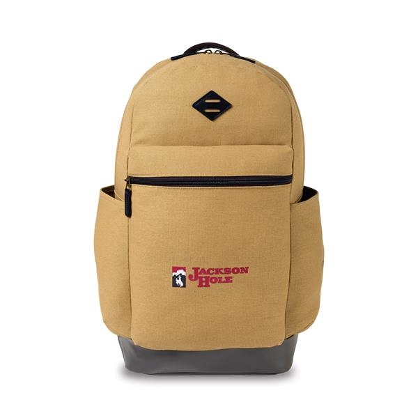 Heritage Supply Ridge Cotton Classic Computer Backpack