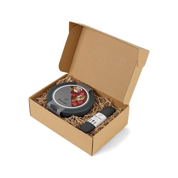 W&P Porter Bowl - Plastic Lunch Gift Set