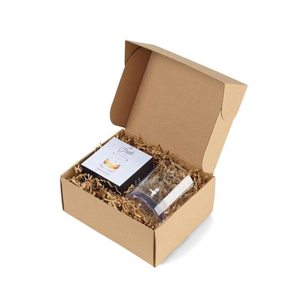 W&P Peak Ice Mold and Soiree Old Fashioned Gift Set