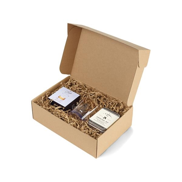 W&P Peak Ice Mold and Soirée Old Fashioned Deluxe Gift Set