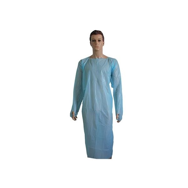 Disposable Gowns with Open Back