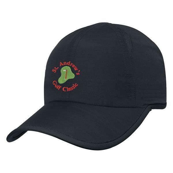 Hit-Dry Contrasting Cap