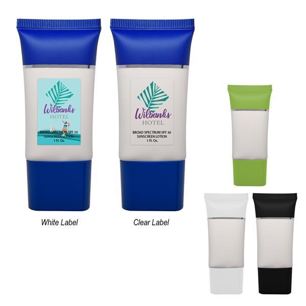 1 Oz. SPF 30 Sunscreen Lotion Tube