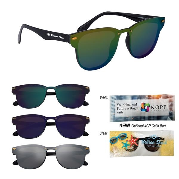 Outrider Polarized Panama Sunglasses