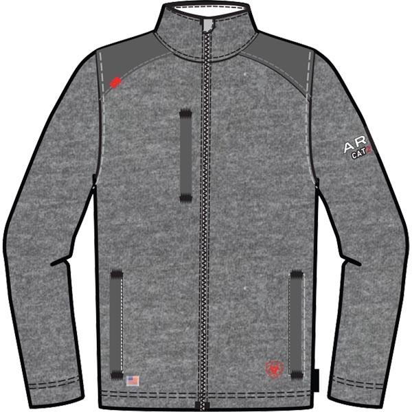 Men's FR Caldwell Full Zip Sweater Jacket