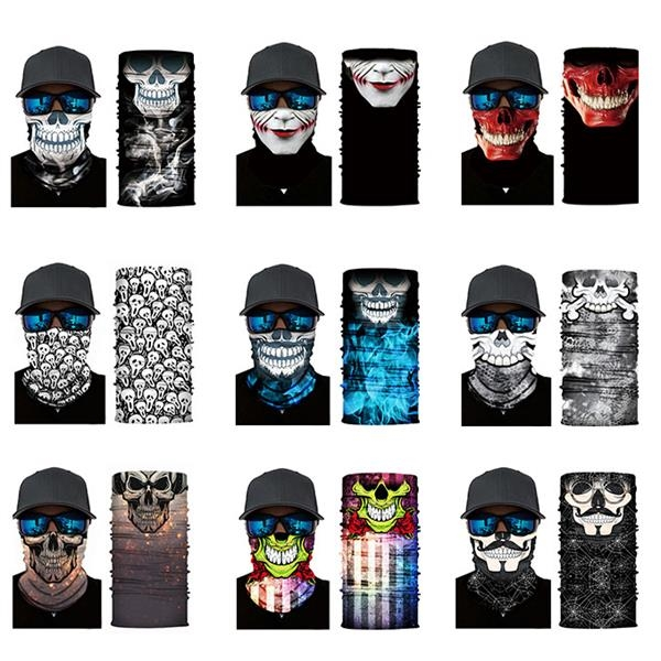 Protective Multifunctional Headwear
