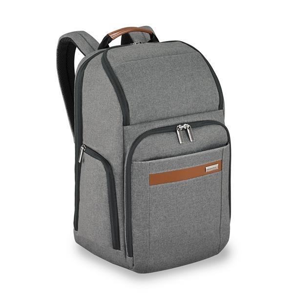Kinzie Street Large Backpack - Grey