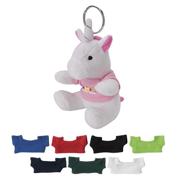 Mini Unicorn Keychain