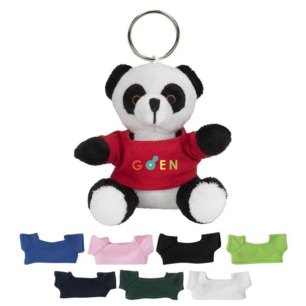 Mini Panda Key Chain