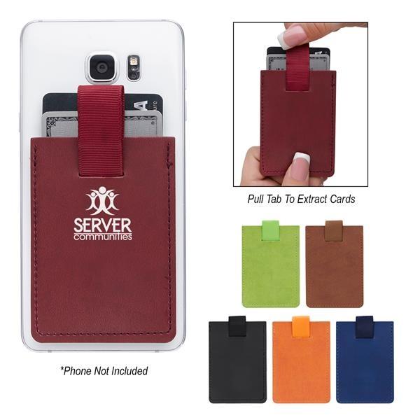 RFID Data Blocker Phone Wallet