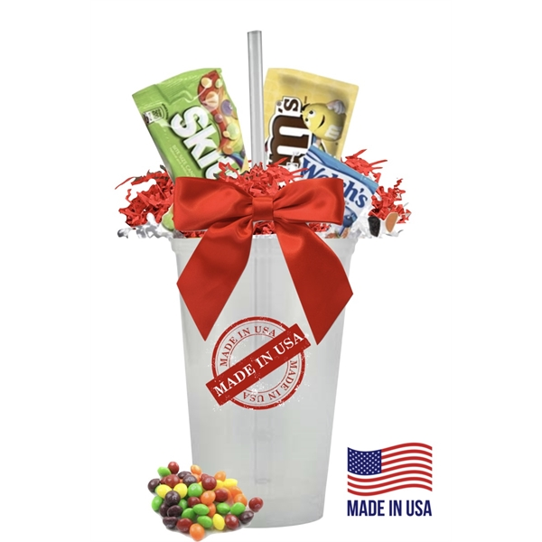 America's Favorite Candy Gift Tumbler
