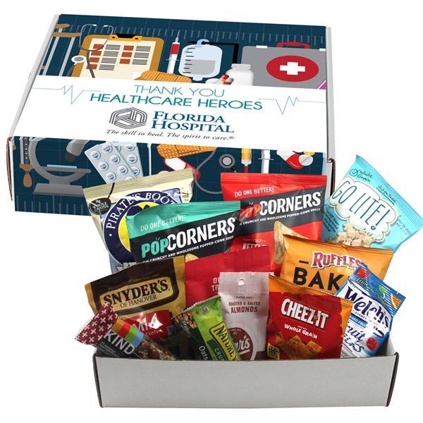 Healthcare Heroes Snack Package-Large
