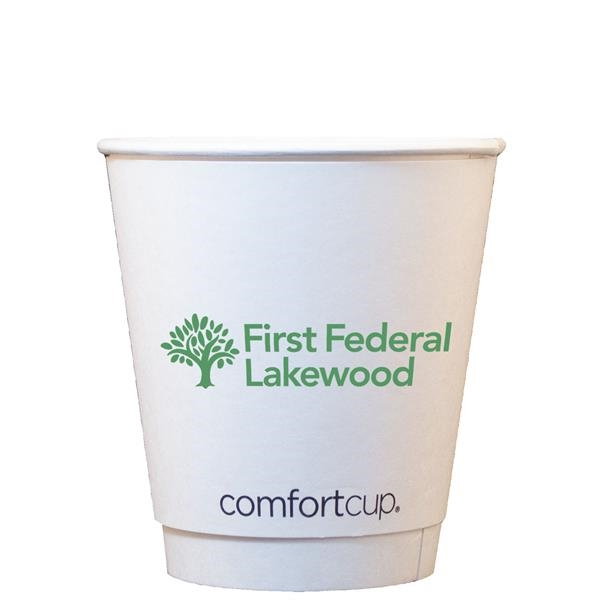 Insulated Paper Cup, 12 oz