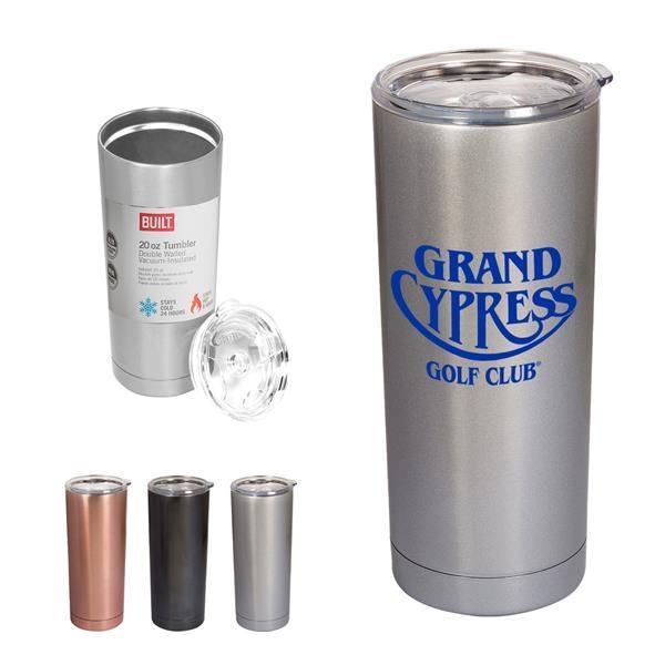 BUILT® 20 oz. Vacuum Insulated Tumbler