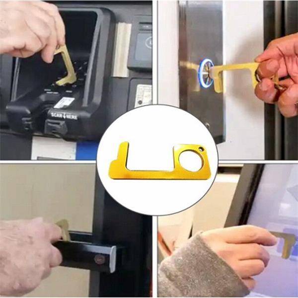 EDC Door Opener Handle Key