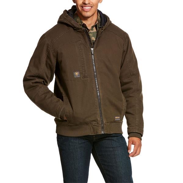 Ariat® Rebar Washed DuraCanvas Insulated Jacket