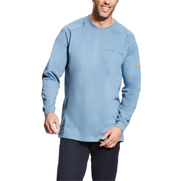 Ariat® FR Air Crew Long Sleeve T-Shirt