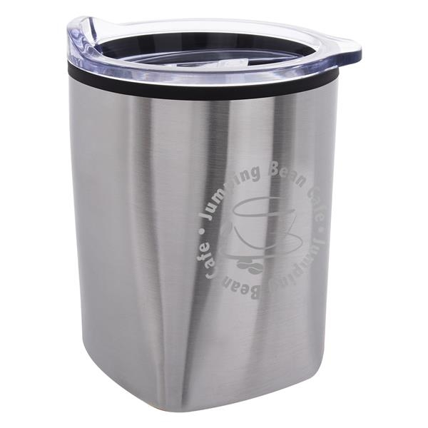 12 Oz. Mason Stainless Steel Tumbler