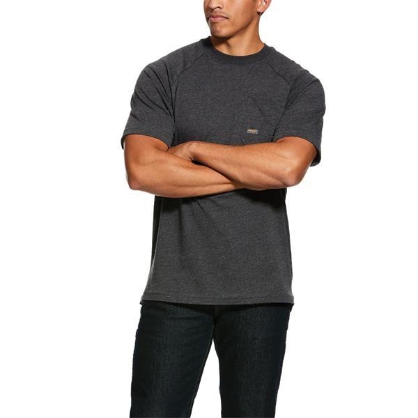 Ariat® Rebar Cotton Strong T-Shirt