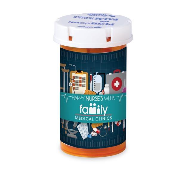 Nurse's Week Pill Bottle
