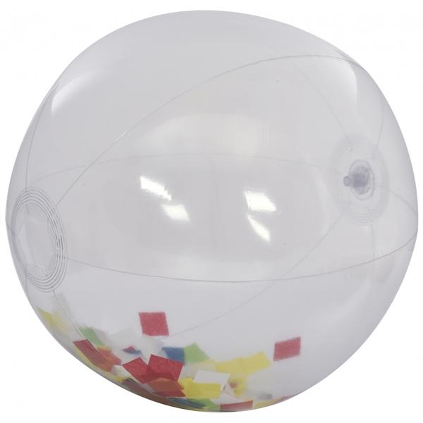 """16"""" Confetti Beach Ball"""