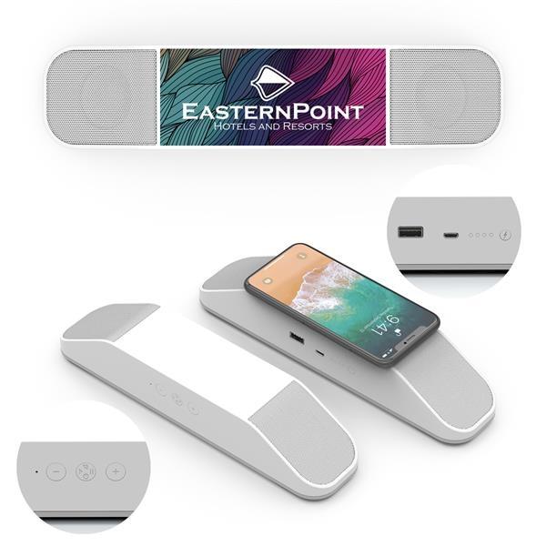 Forte Speaker & Wireless Charger