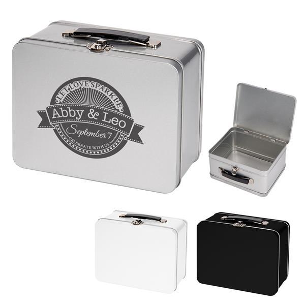 Throwback Tin Lunch Box