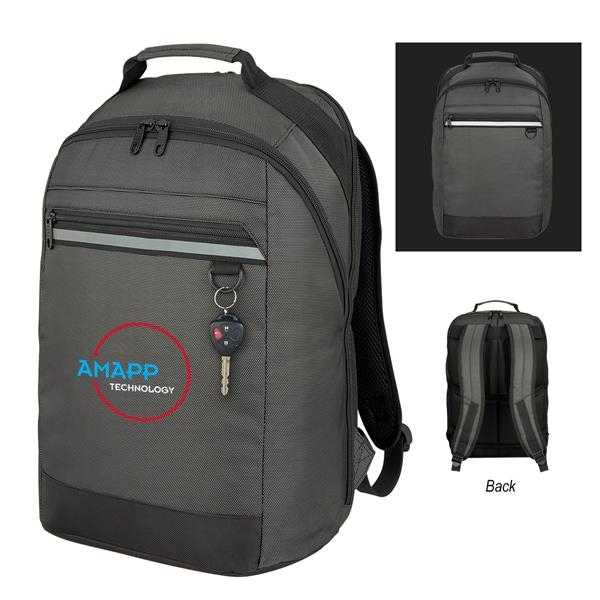 Emerson Reflective Accent Backpack