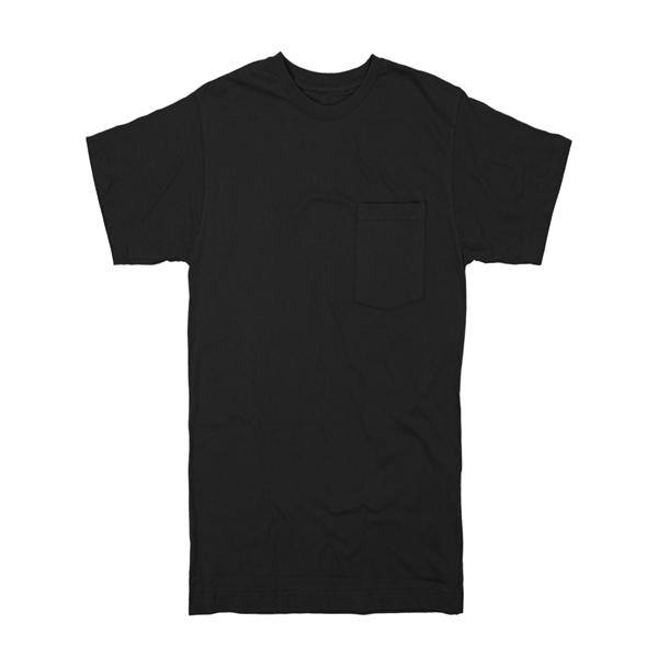 Berne Men's Tall Heavyweight Short Sleeve Pocket T-Shirt