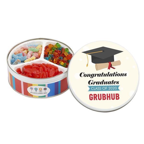 Candy Bar Trio Tin - Graduation