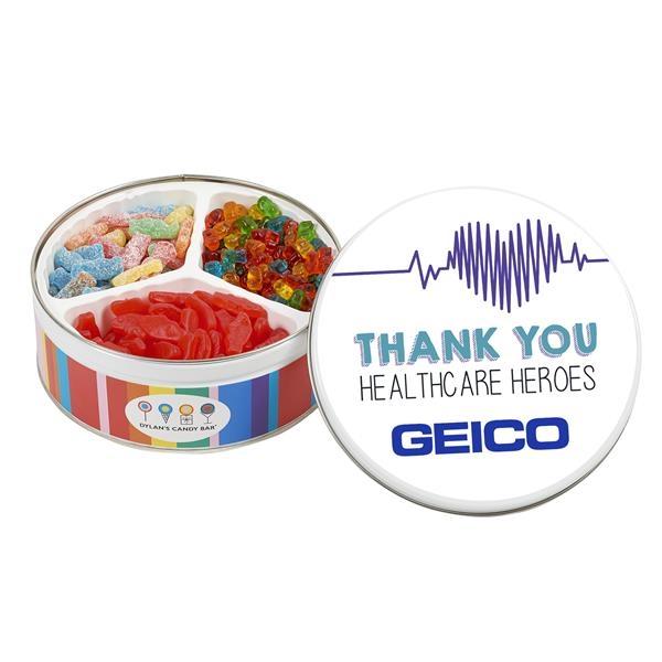 Candy Bar Trio Tin - Healthcare Heroes
