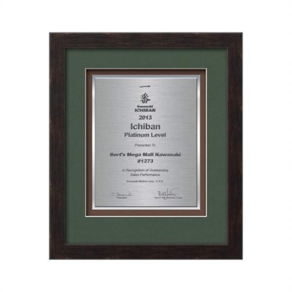 Eldridge Certificate TexEtch Vert - Espr