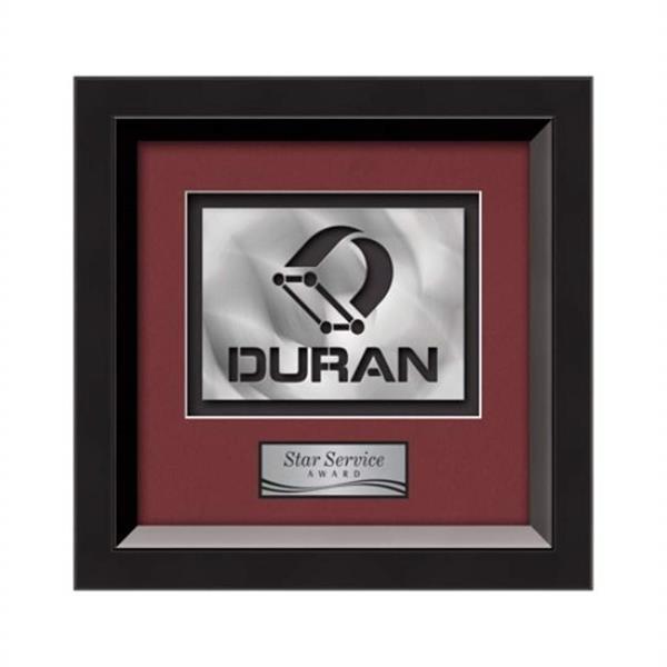 Omni Aquashape™ Award Horiz - Black/Black