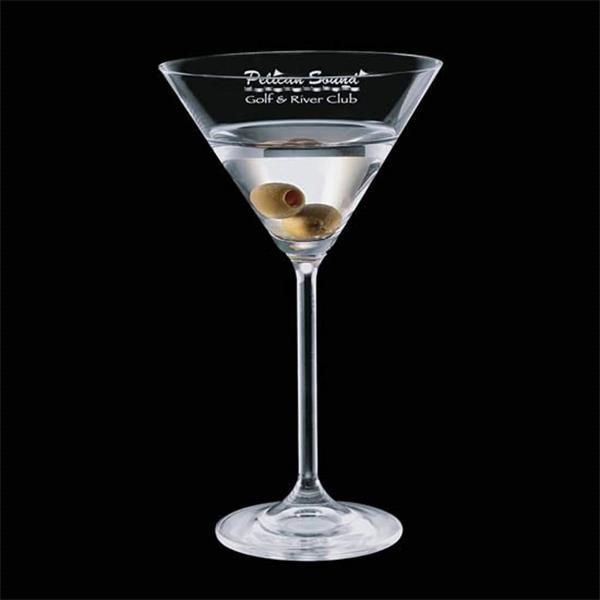 Woodbridge Martini - Deep Etch 9.5oz