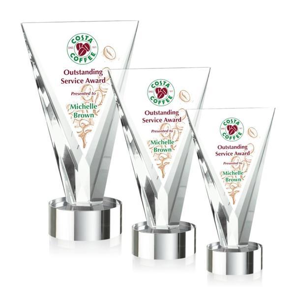 Mustico Award - Clear/VividPrint™