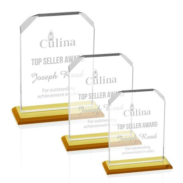 Waterford Award - Amber