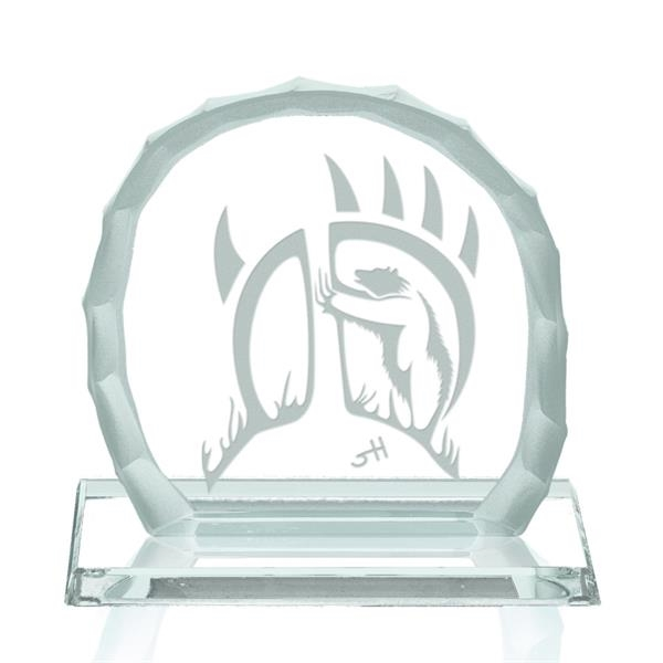 Bear Clan Award on Base - Jade