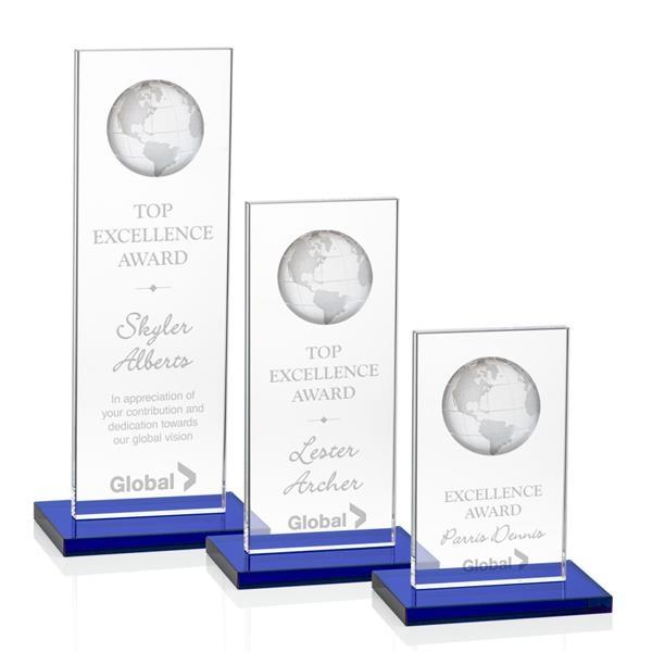 Brannigan Globe Award - Blue