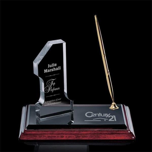 #1 on Albion™ Pen Set - Gold