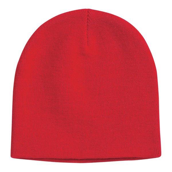 Knit Beanie Cap