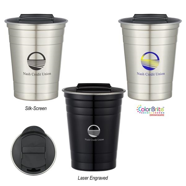 16 oz. The Stainless Steel Cup