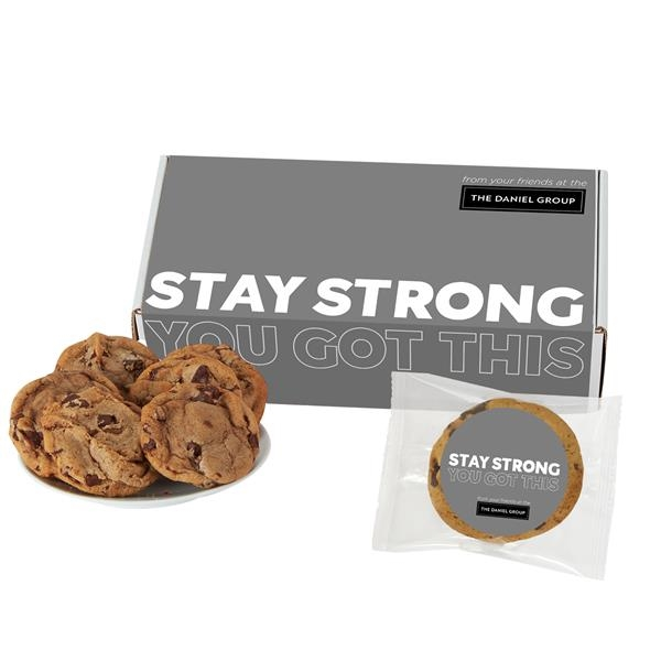 Small Mailer Box of 15 Chocolate Chip Cookies