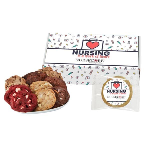 Nurse Appreciation Fresh Baked Gift Set in Mailer Box