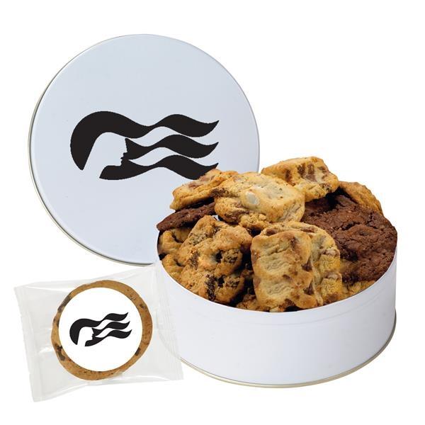 Medium Gourmet Cookie Tin