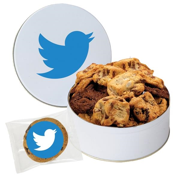 Extra Large Gourmet Cookie Tin