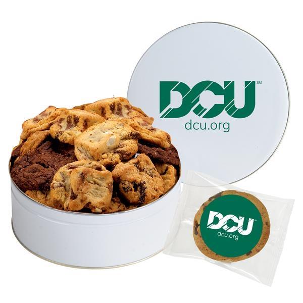 Large Gourmet Cookie Tin